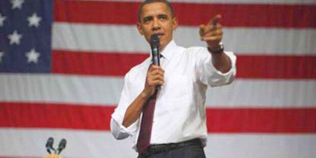 Obama macht es im Alleingang