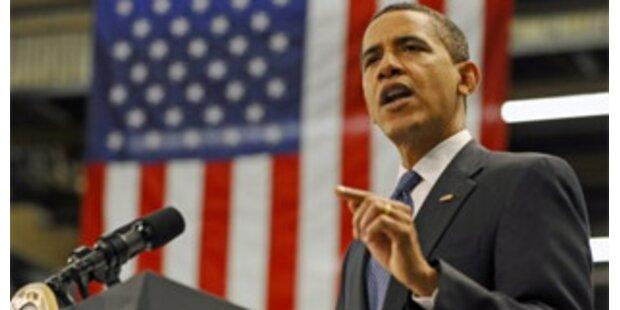 Obama will US-Hausbesitzern helfen