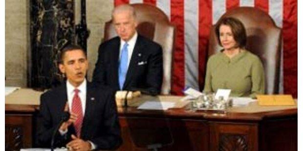 Obama verspricht Erholung von der Krise