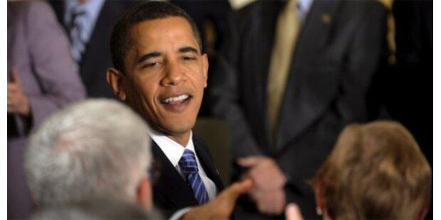 Obama entfesselt Stammzellenforschung
