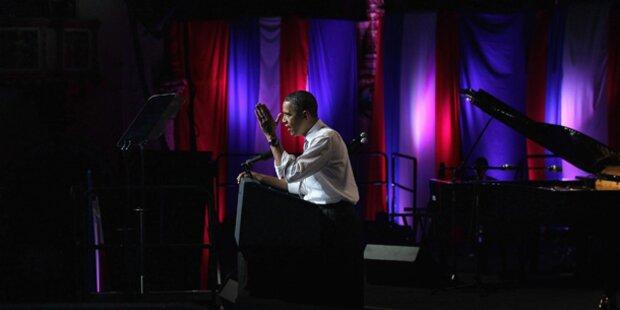 Barack Obama feiert seinen 50. Geburtstag