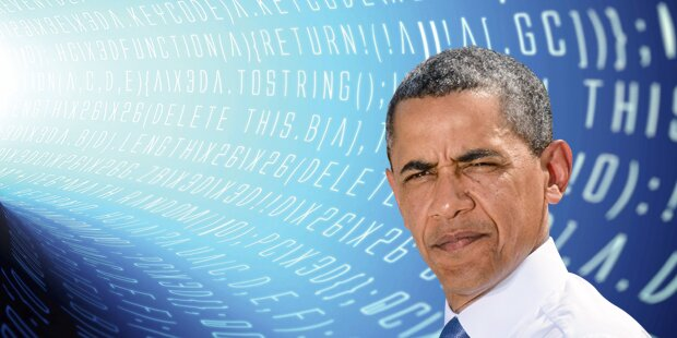 Obama will totale Internet-Kontrolle