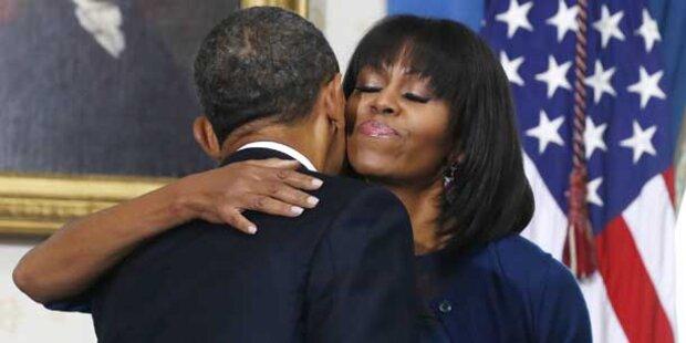 Stars feiern Obama