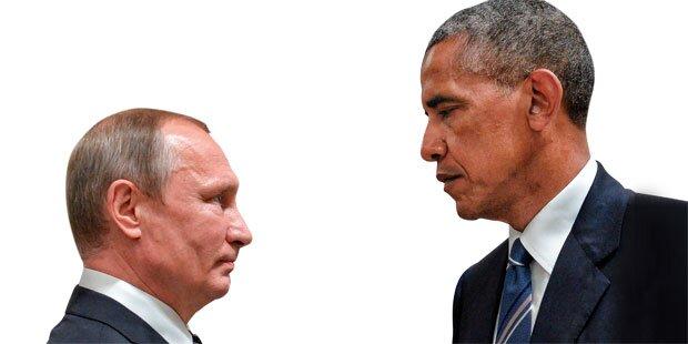 Obama gegen Putin: Neuer