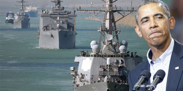 Obama prüft Militärschlag gegen Syrien