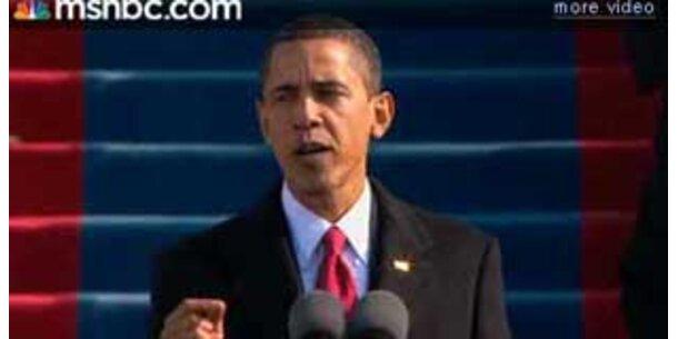 Obama ist die Nummer fünf im Internet