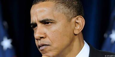 Obama ärgert sich über die Wall Street
