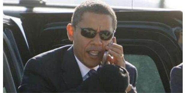 Obama twittert nicht