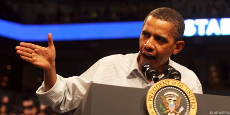Obama plant Reform der Aufsichtsbehörden