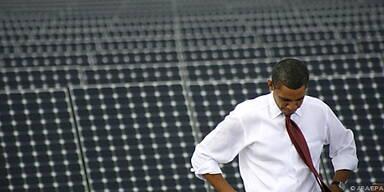 Obama will die Energiewende