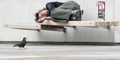 Notschlafstelle Linzergasse ab Freitag offen