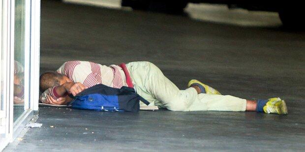 Obdachloser in S-Bahn verprügelt: U-Haft für 18-Jährigen