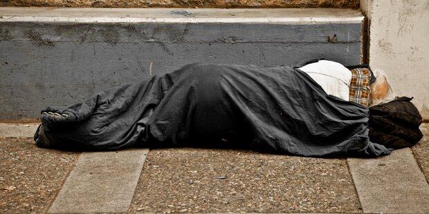Innsbruck: Nächtigungsverbot für Obdachlose