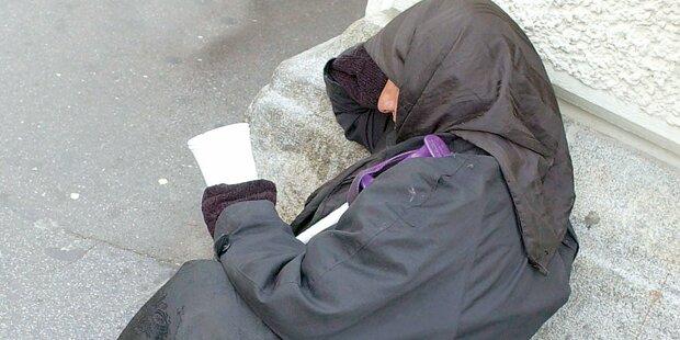 Obdachlose (79) in Stiegenhaus ermordet