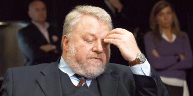 Elmar Oberhauser als Info-Chef abgewählt
