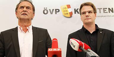 ÖVP kündigt Koalition mit FPK auf