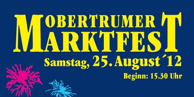 Obertrumer Marktfest 2012