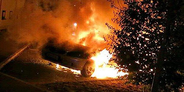 Oberwart: Polizei fasst Brandstifter
