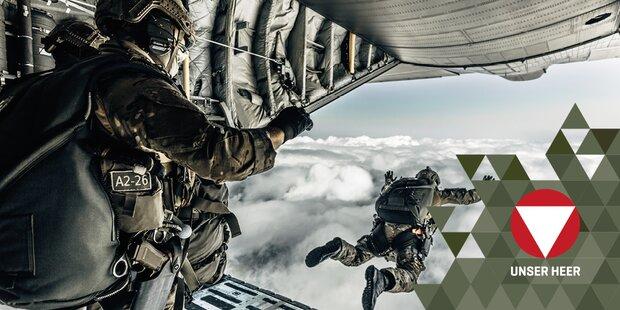 Militärische Landesverteidigung