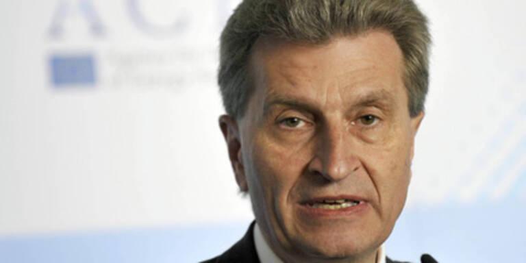 EU-Kommission für neue Energiepolitik