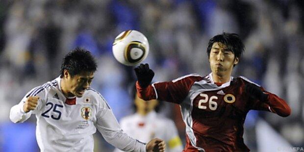 Ogasawara will Flug zur WM selbst bezahlen