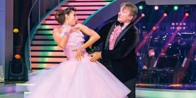 Tränen-Abschied bei ''Dancing Stars'': Andi Ogris ist raus