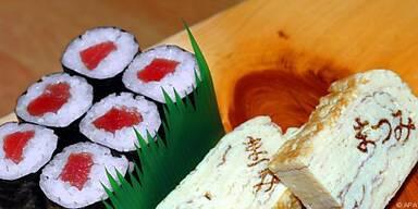 Ohne Wasabi fehlt dem Sushi was