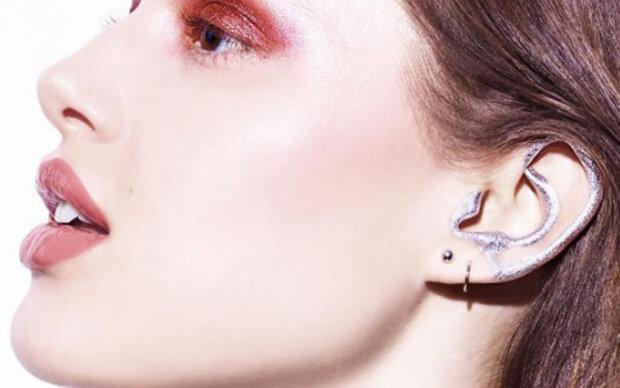 Würden Sie Ohren-Make-up tragen?