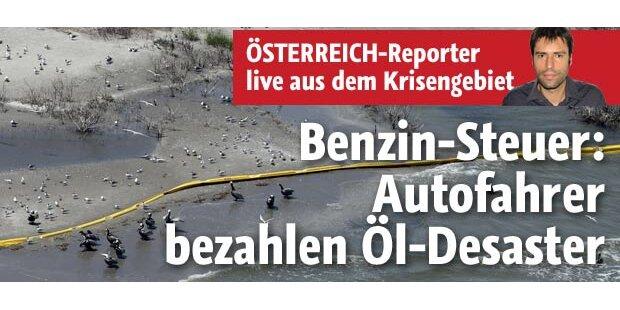 Öl-Leck: Autofahrer bezahlen Desaster
