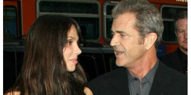 Wird Mel Gibson zum achten Mal Vater?