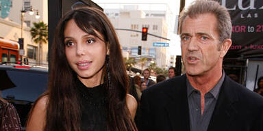 Das ist Mel Gibsons schöne Oksana
