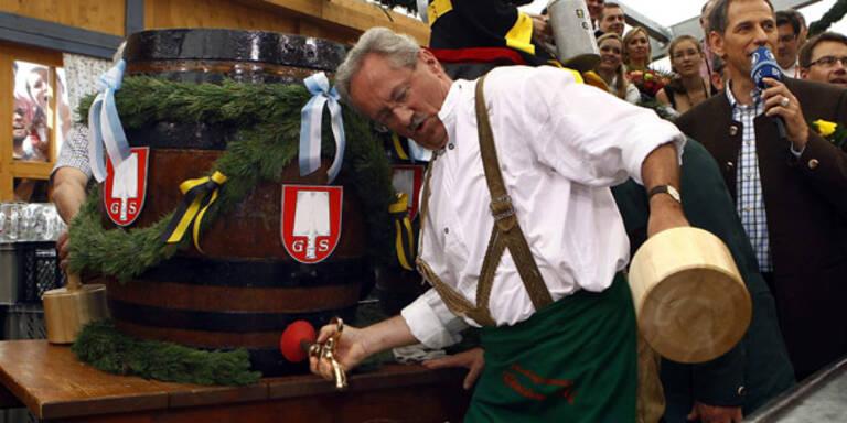 178. Oktoberfest in München eröffnet