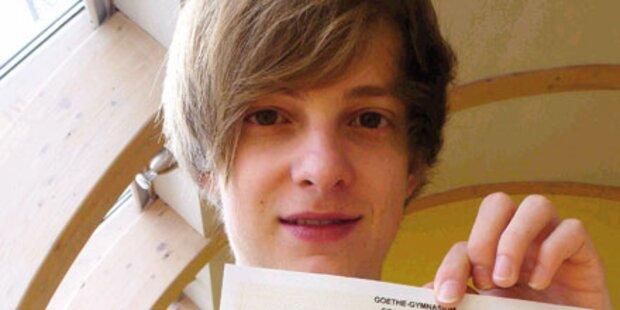 Oliver Wimmer: Matura mit Auszeichnung