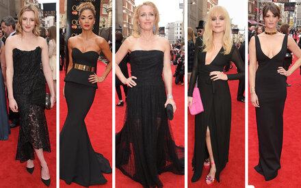 Black Beauties auf den Olivier Awards