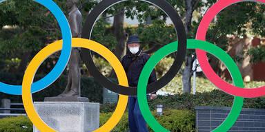 Japan plant bei Olympia mit Zuschauern