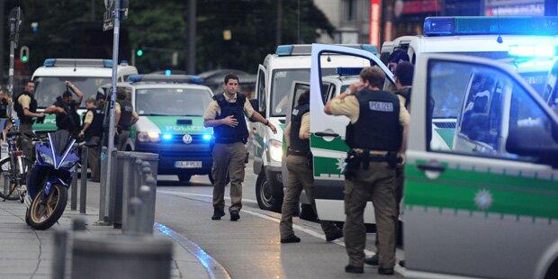 München: Polizei spricht von