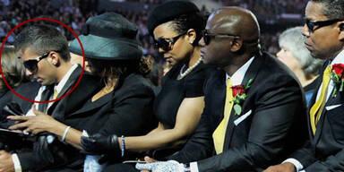 Omer Bhatti: Ist er der uneheliche Sohn von Michael Jackson?