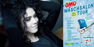 Omo Waschsalon Tour: Como
