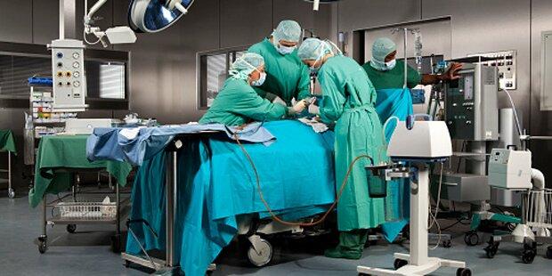 Von OP-Tisch gerutscht: Patient in Graz gestorben