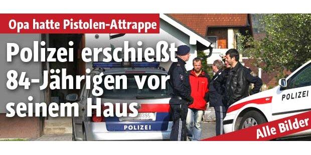 Polizist erschoss Oberösterreicher