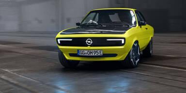 So cool ist Opels neuer Elektro-Manta