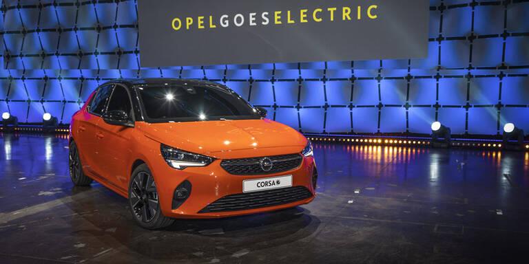 Das kostet der völlig neue Elektro-Corsa