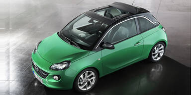 Opel Adam startet mit Faltdach