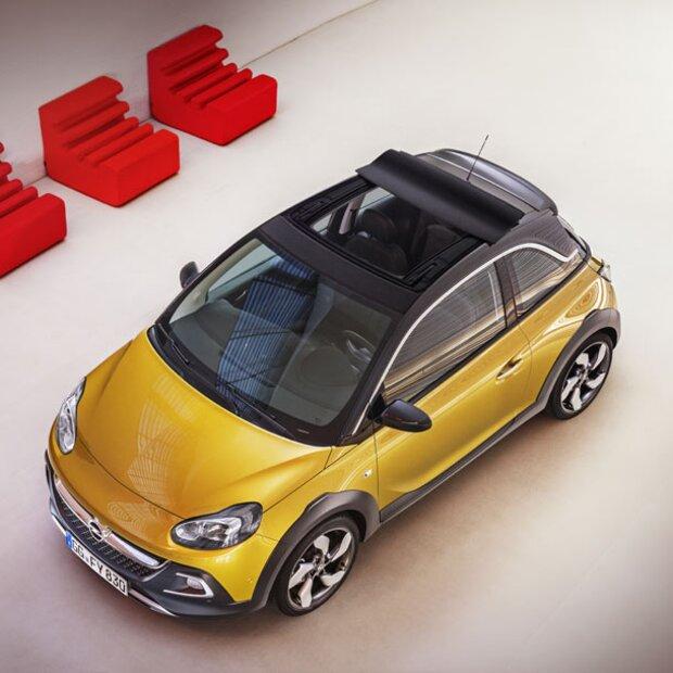 Opel greift mit 27 neuen Modellen an