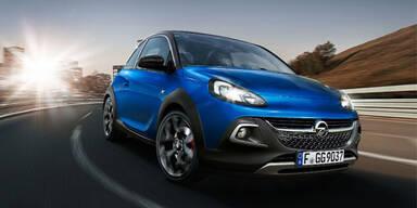 Jetzt startet der Opel Adam Rocks S