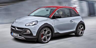 Opel greift mit dem Adam Rocks S an