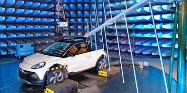 Adam Rocks: Blick in Opels Geheimlabor