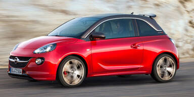 So kommt der Opel Adam S