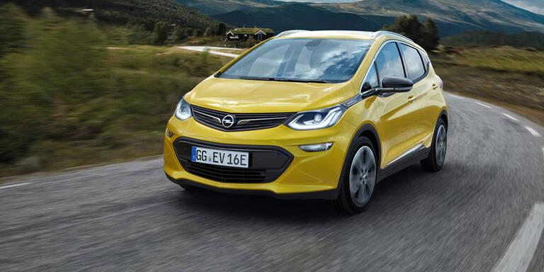 Opel Ampera-e lässt auf sich warten