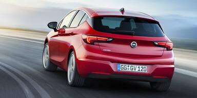 Neuer Astra bekommt neuen 1,4l-Turbo